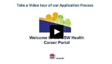 External Applicant Portal Tour